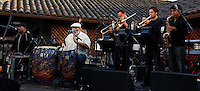 May 30, 2009:  Poncho Sanchez .'Rhythm on the Vine' charity event to benefit Shriners Children Hospital held at  the Gainey Vineyard in Santa Ynez, California..Photo by Nina Prommer/Milestone Photo
