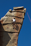 Charlotte NC - Rock Wall At the US National White Water Center
