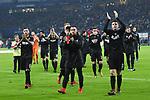 20.01.2018,  GER; 1.FBL Hamburger SV vs 1. FC Koeln, im Bild die Koelner Mannschaft jubell nach Spielende mit den Fans ueber den Sieg Foto © nordphoto / Witke *** Local Caption ***