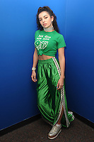 FORT LAUDERDALE, FL - JANUARY 25: Charli XCX at Radio Station Y-100 on January 25, 2017 in Fort Lauderdale, Florida. Credit: mpi04/MediaPunch