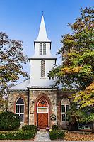 Episcopal church, Kent, Connecticut,