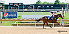 Baby Fresh winning at Delaware Park on 9/16/13