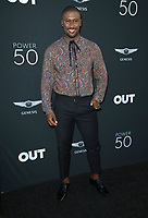 10 August 2017 - Los Angeles, California - Jarret Janako. OUT Magazine's Inaugural POWER 50 Gala & Awards Presentation. Photo Credit: F. Sadou/AdMedia