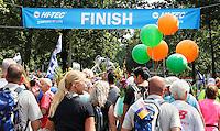 Nederland  Nijmegen 2016. De Vierdaagse van Nijmegen. Finish op de Wedren.  Foto Berlinda van Dam / Hollandse Hoogte