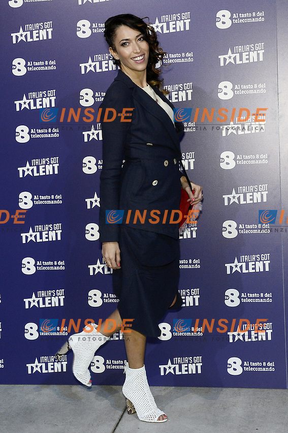 Milano 20-02-2017 - photocall trasmissione TV 'Italian's got talent' / foto Daniele Buffa/Image/Insidefoto  <br /> nella foto: Nina Zilli