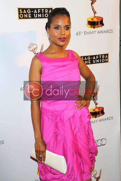 Kerry Washington<br /> at the 65th Emmy Awards Nominee Celebration, Leonard H. Goldenson Theater, North Hollywood, CA 09-17-13<br /> David Edwards/Dailyceleb.com 818-249-4998