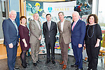 "NEKD Cantillon 2015 -the ITT ""Bringing it all Back Home - Bridging the Gap between Research and Practice"" at the IT Tralee N.Campus on Friday pictured l-r Jerry Moloney (Regional Director Enterprise Ireland), Breda O'Dwyer, Oliver Murphy (President of the IT Tralee) Minister for Transport, Tourism and Sport  Paschal Donoghue, Dick Spring,  Minister Jimmy Deenihan, Brid McElligott"