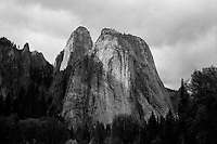 Cathedral Rocks, 2019, Yosemite, CA  Film