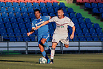 Getafe CF's Angel Rodriguez during Preseason match between Getafe CF and Crotone FC at Colisseum Alfonso Perez in Getafe, Spain. August 02, 2019. (ALTERPHOTOS/A. Perez Meca)