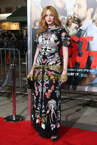 13 February 2017 - Westwood, California - Christina Hendricks. &quot;Fist Fight&quot; Los Angeles Premiere held at Regency Village Theatre. <br /> CAP/ADM/FS<br /> &copy;FS/ADM/Capital Pictures