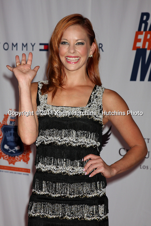 LOS ANGELES - APR 29:  Amy Paffrath arriving at the 18th Race to Erase MS Event at Century Plaza Hotel on April 29, 2011 in Century City, CA..