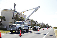 2017 FPL Hurricane Irma restoration in St. Augustine, Fla. on Sept. 15, 2017.