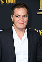 """14 November 2019 - Westwood, California - Michael Shannon. """"Knives Out"""" Los Angeles Premiere held at Regency Village Theater. Photo Credit: Birdie Thompson/AdMedia"""