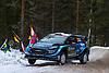 Elfyn EVANS (GBR)-Scott MARTIN (GBR), FORD Fiesta WRC #33, SWEDEN RALLY 2019