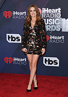 11 March 2018 - Inglewood, California - Isla Fisher. 2018 iHeart Radio Awards held at The Forum. <br /> CAP/ADM/BT<br /> &copy;BT/ADM/Capital Pictures