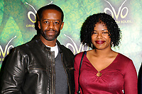 LONDON, ENGLAND - JANUARY 10: Adrian Lester attending 'Cirque du Soleil - OVO' at the Royal Albert Hall on January 10, 2018 in London, England.<br /> CAP/MAR<br /> &copy;MAR/Capital Pictures