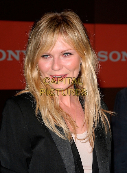 KIRSTEN DUNST.Attend the Sony Global Conference Party held on Rodeo Drive in Beverly Hills, California, USA,.September 29th 2006..portrait headshot .Ref: DVS.www.capitalpictures.com.sales@capitalpictures.com.©Debbie VanStory/Capital Pictures