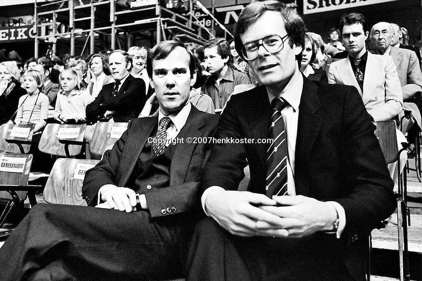1979, ABN Tennis Toernooi, ABN mannen