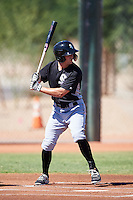 Chicago White Sox Jake Fincher (12) during an Instructional League game against the Cincinnati Reds on October 11, 2016 at the Cincinnati Reds Player Development Complex in Goodyear, Arizona.  (Mike Janes/Four Seam Images)