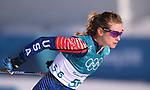 15/02/2018 - Womens 10km Ind - Cross Country - Pyeongchang2018 - Alpensia - Korea