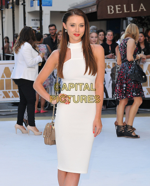 LONDON, ENGLAND - JUNE 30: Una Healy attends the &quot;Magic Mike XXL&quot; UK film premiere, Vue West End cinema, Leicester Square, on Tuesday June 30, 2015 in London, England, UK. <br /> CAP/CAN<br /> &copy;CAN/Capital Pictures