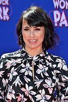LOS ANGELES, CA. March 10, 2019: Constance Zimmer at the premiere of &quot;Wonder Park&quot; at the Regency Village Theatre.<br /> Picture: Paul Smith/Featureflash