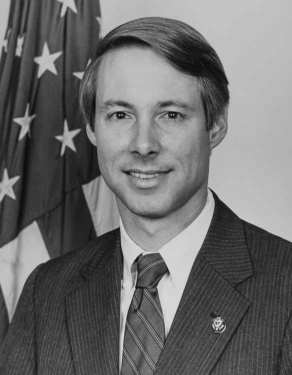 Rep. Fred Upton, R-Mich., in 1989. (Photo by CQ Roll Call via Getty Images)