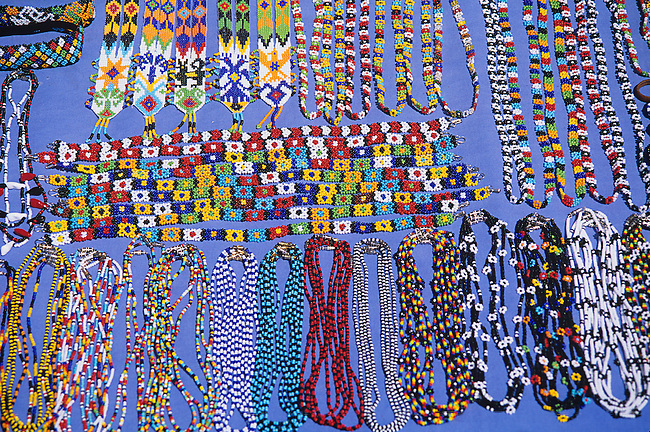 Beadwork Jewelry for Sale, Guadalajara, Mexico