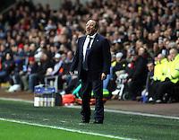 Swansea, UK. Thursday 20 February 2014<br /> Pictured: Manager Rafa Benitez of Napoli<br /> Re: UEFA Europa League, Swansea City FC v SSC Napoli at the Liberty Stadium, south Wales, UK