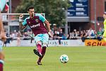 29.07.2017, Heinz-Dettmer-Stadion, Lohne, GER, FSP, SV Werder Bremen vs West Ham United<br /> <br /> im Bild<br /> Jos&eacute; / Jose Fonte (West Ham #4), <br /> <br /> Foto &copy; nordphoto / Ewert