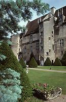 Europe/France/Limousin/23/Creuse/Boussac: Le Château de Boussac XIIème-XVème
