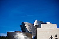 Guggenheim Museum Bilboa, Basque Country, Northern Spain. Photo: joliphotos.com