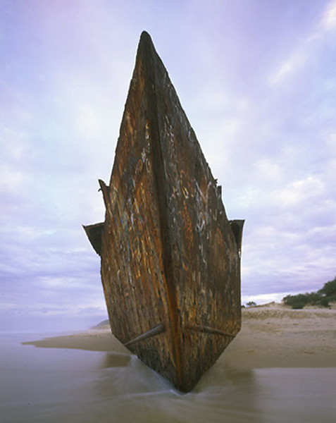 Cherry Venture Wreck<br />