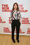 Dolly Wells attends the photo call for The New Group's World Premiere of Hamish Linklater's 'The Whirligig'  at the New 42nd Street Studios on April 3, 2017 in New York City.