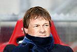 Nederland, Enschede, 19 januari 2013.Eredivisie.Seizoen 2012-2013.FC Twente-RKC Waalwijk.Erwin Koeman, trainer-coach van RKC Waalwijk
