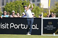 David Howell (ENG) during Round 2 of the Portugal Masters, Dom Pedro Victoria Golf Course, Vilamoura, Vilamoura, Portugal, 25/10/2019<br /> Picture Andy Crook / Golffile.ie<br /> <br /> All photo usage must carry mandatory copyright credit (© Golffile | Andy Crook)