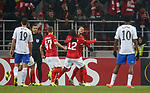 08.11.18 Spartak Moscow v Rangers: Rangers gutted as Sofiana Hanni scores