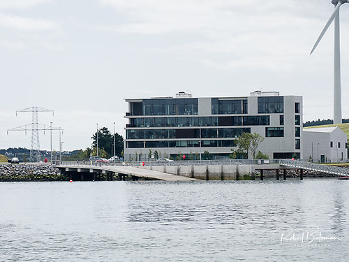Paddy's Point new Marine Leisure facilties in Cork Harbour at Ringaskiddy Photo: Bob Bateman