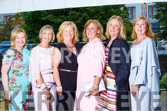Adare friends Caroline O'Donoghue, Carmel Normyle, Marie Murphy, Deirdre Jordan, Irene O'Mahony and Mary Collins