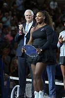 Serena Williams <br /> US Open Tennis 9-8-2018<br /> Photo by John Barrett/PHOTOlink