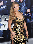 Ronda Rousey attends The Lionsgate L.A. Premiere of The Expendables 3 held at The TCL Chinese Theatre in Hollywood, California on August 11,2014                                                                               © 2014 Hollywood Press Agency