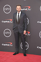 10 July 2019 - Los Angeles, California - Joel McHale. The 2019 ESPY Awards held at Microsoft Theater. Photo Credit: PMA/AdMedia