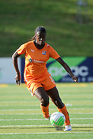 India Trotter (20) of Sky Blue FC. The Philadelphia Independence defeated Sky Blue FC 2-1 during a Women's Professional Soccer (WPS) match at John A. Farrell Stadium in West Chester, PA, on June 6, 2010.