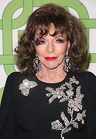 BEVERLY HILLS, CA - JANUARY 6: Joan Collins at the HBO Post 2019 Golden Globe Party at Circa 55 in Beverly Hills, California on January 6, 2019. <br /> CAP/MPIFS<br /> ©MPIFS/Capital Pictures