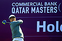 Thorbjorn Olesen (DEN) during the final round of the Commercial Bank Qatar Masters played at Doha Golf Club, Doha, Qatar. 27-30 January 2016 (Picture Credit / Phil Inglis)