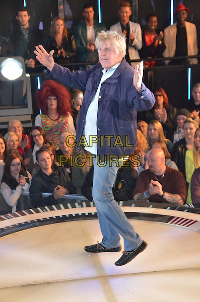 Gary Busey<br /> in Celebrity Big Brother - Summer 2014 <br /> *Editorial Use Only*<br /> CAP/NFS<br /> Image supplied by Capital Pictures
