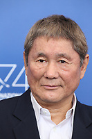 Takeshi Kitano attends the 'OUTRAGE CODA' photocall during the 74th Venice Film Festival at Sala Casino on Septenber 9.2017 in Venice, Italy. <br /> CAP/GOL<br /> &copy;GOL/Capital Pictures