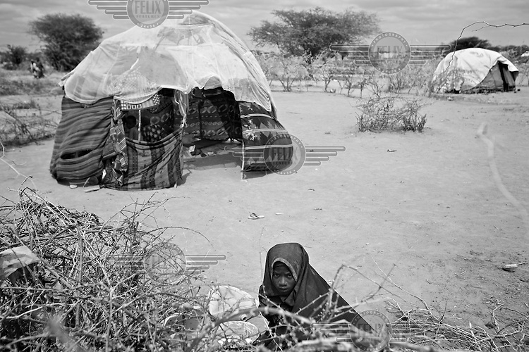Thousands of families in desperate need of food and water have trekked for days from Somalia to the Dadaab refugee camp. The drought is the worst in East Africa for 60 years. The UN described it as a humanitarian emergency. The already overcrowded complex received 1,000 new refugees a day in June, five times more than a year ago. About 30,000 people arrived at the Dadaab refugee camp in June, according to UNHCR compared to 6,000 in June 2010.