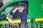 After 46 years of service Mike Carey from Scarteen Park in Kenmare and Keel Castlemaine has retired as postman for the Kenmare region. .A special presentation and retirement party took place last week to thank Mike for his dedication to his job and the years of service he gave to the post office and the people of Kenmare and Castlemaine.