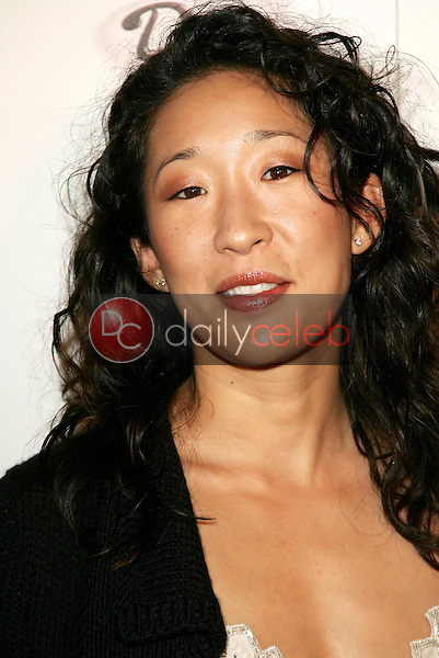 Sandra Oh<br />at the party honoring the 57th Annual Primetime Emmy Awards Nominees for Outstanding Performing Talent, hosted by the Academy of Television Arts and Sciences. Spago, Beverly Hills, CA. 09-16-05<br />Dave Edwards/DailyCeleb.Com 818-249-4998